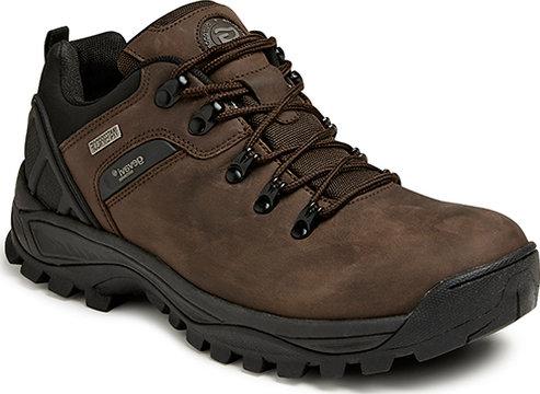 Gevavi GH07 Kulm hiking laag bruin wandelschoenen