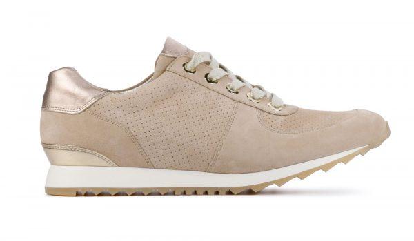 Hassia Sneakers Dames (Beige)