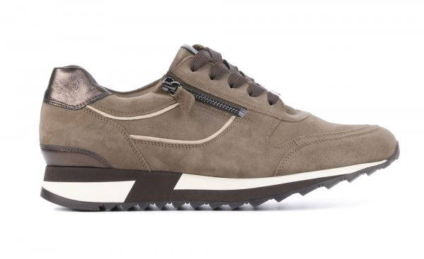 Hassia Sneakers Dames (Taupe)