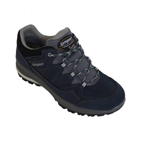 GriSport Aspen Low wandelschoenen dames blauw