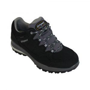 GriSport Aspen Low wandelschoenen dames zwart