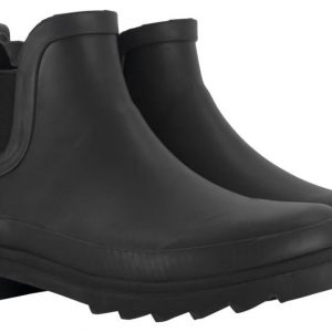 HEMA Regenlaarzen Voor Volwassenen - Laag Zwart (zwart)
