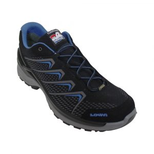 Lowa Ferrox Nijmegen GTX wandelschoenen heren zwart/blauw