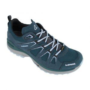 Lowa Innox Evo GTX LO wandelschoenen dames groen/grijs