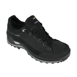 Lowa Renegade III GTX LO wandelschoenen zwart heren