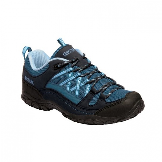 Regatta wandelschoen Edgepoint II low dames maat 36 blauw