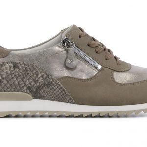 Waldlaufer Sneakers Dames (Taupe)
